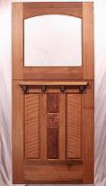 CLICK ON ANY IMAGE TO ENLARGE & Fine Wood Doors by Mendocino Custom Doors ~ Exterior and Interior
